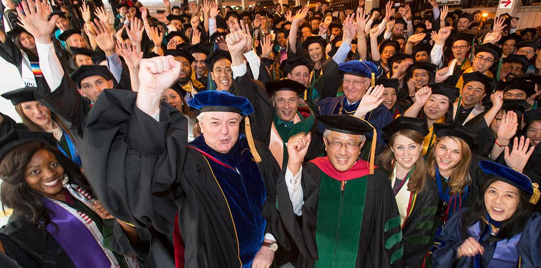College of Medicine Grads