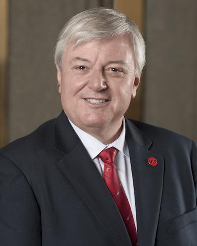 Chancellor Michael Amiridis
